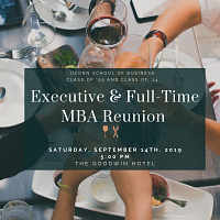 EMBA & FTMBA Classes of '09+'14 Reunion