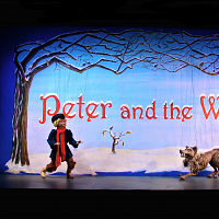 Peter and the Wolf by National Marionette Theatre