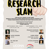 Faculty Research Slam 2