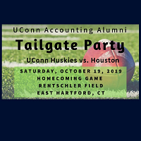 UConn Accounting Alumni Tailgate