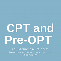 Pre-Completion Practical Training (CPT + Pre-OPT) - Hartford