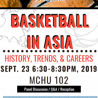 Basketball In Asia Panel