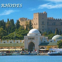 Commemoration of the Jewish Community in Rhodes, Greece