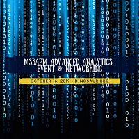 MSBAPM Advanced Analytics Event & Networking Reception