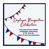 UConn Health Employee Recognition Celebration