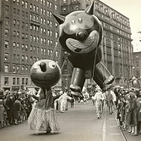 Macy's, Tony Sarg, and the Invention of Inflatable Puppets