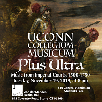 Collegium: Music of Imperial Courts, 1500-1750