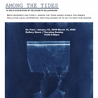 'Among the Tides' exhibit reception