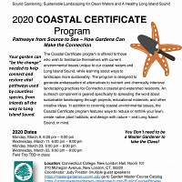 2020 Coastal Certificate Program