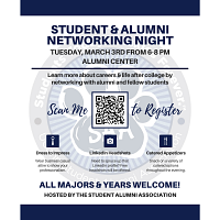 Student & Alumni Networking Night (All Majors)