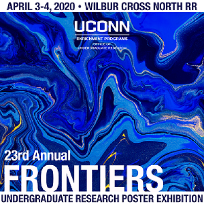***CANCELLED*** Frontiers in Undergraduate Research Poster Exhibition Session 3