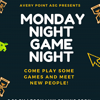 Monday Night Game Night
