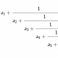 Math Club<BR>Continued Fractions<BR>Keith Conrad (UConn)