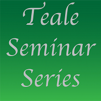 Teale Seminar: Chris Field (Stanford)