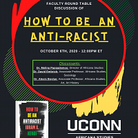 Faculty Discussion On How To Be An Anti- Racist