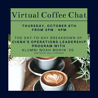 Career Coffee Chat- Operations