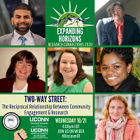 Two-Way Street: The Reciprocal Relationship Between Community Engagement & Research (Research Connections)