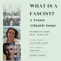 What Is A Fascist? A Trans-Atlantic Issue