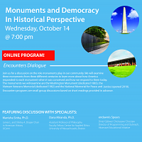 Monuments And Democracy In A Historical Perspective