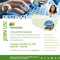 AVANGRID Internship Info Session