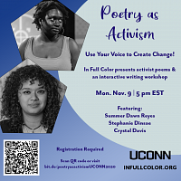 Poetry As Activism