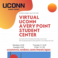 Virtual UConn Avery Point Student Center