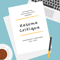 Resume And CV Critiques With CCD