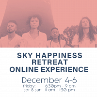 Virtual SKY Happiness Retreat - School of Nursing