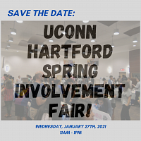 UConn Hartford Involvement Fair