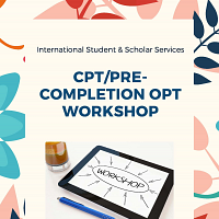 CPT/Pre-Completion OPT Workshop