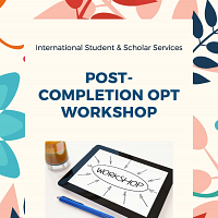 Post-Completion OPT Workshop