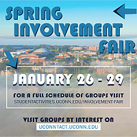 Virtual Involvement Fair (Day 1)