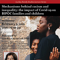 Luckey Family Studies Lecture Series, Cynthia Garcia Coll