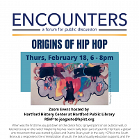Encounters: Origins Of Hip Hop