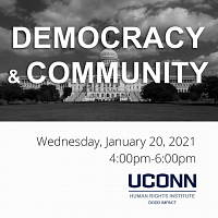 Democracy & Community Dialogue