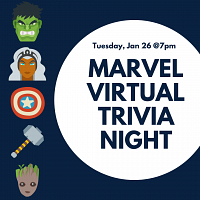 Marvel Virtual Trivia Night