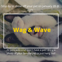 Let's Get Together Thursdays: Pet Therapy