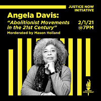 Angela Davis, Justice Now Series