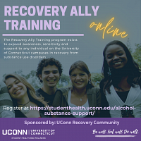 Recovery Ally Training