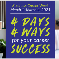 Business Career Week-Foundations-Business Career Speak