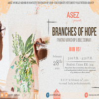 Branches Of Hope Painting Seminar