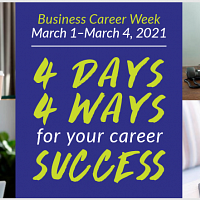 Business Career Week-Deep Dive: Applied, Waiting for Offers, What gives?