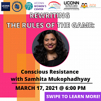 Rewriting the Rules of the Game: Conscious Resistance with Samhita Mukhopadhyay
