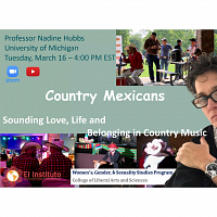 Country Mexicans: Sounding Love, Life and Belonging in Country Music
