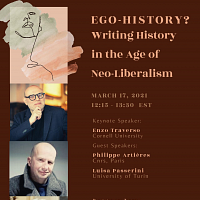 Ego-History? Writing History In The Age Of Neo-Liberalism