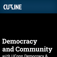 CUTLINE Democracy And Community With UConn Democracy And Dialogues Initiative