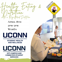 Healthy Eating + Nutrition Event
