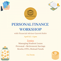 Personal Finance Workshop