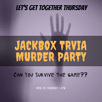 Let's Get Together Thursdays: Jackbox Game