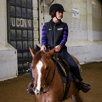 UConn Summer Horseback Riding Lessons